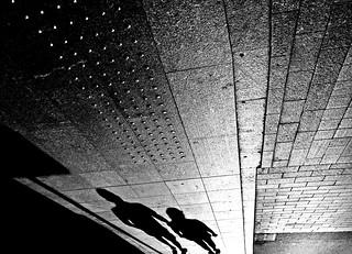 betwen shadows