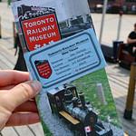 Miniature train ride ticket thumbnail