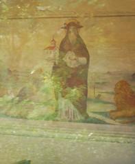 San Martino (Castelcies) (Mi-Fo-to) Tags: chiesa san martino castelcies affresco fresco castelli monfumo yashinon 50 14 marco da mel