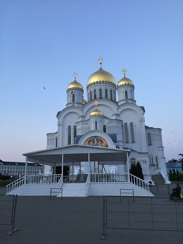 Преображенский собор, Дивеево