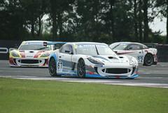 Ginetta GT4 Supercup (mwclarkson) Tags: btcc croft circuit touring cars clio cup f4