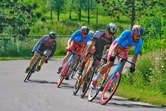 Road Race (gary8345) Tags: 2018 uk unitedkingdom greatbritain britain england london eastlondon stratford leevalley londonist bicycle cycle cyclist cyclists snapseed olympicpark queenelizabetholympicpark qeop