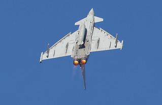 Eurofighter Typhoon FGR4 ZK352 Flt Lt Jim Peterson 048-1