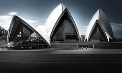 Sydney Opera (Max Pa.) Tags: sydney opera jouse architecture 2017 australia australien architektur stairs blue canon 5d 2470mm cityscape clouds city stadt