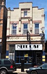 Nite Cap (Brule Laker) Tags: chicago illinois pilsen caf chicagoarchitecturefoundation walkpilsen