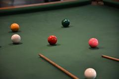 Balls. (martin 123) Tags: nationaltrust nikon nikond7100 d7100 snooker billiards snookertable sussex baize balls