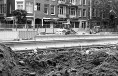 Can you hardhat? (Arne Kuilman) Tags: kosmofoto kosmofotomono iso100 contax zeiss 50mm 50mmf17 slr film homedeveloped pyrocathd 11minutes developed developer amsterdam netherlands nederland