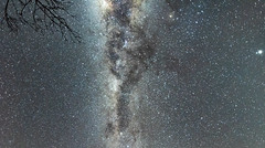The Milky Way and Mars (Merrillie) Tags: mars night glitter milkyway astrophotography stars planet newsouthwales astro nightsky country astronomy outside winter planetary galaxy gresford nsw outdoors astrology sky australia