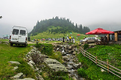 (HimzoIsić) Tags: landscape mountain mountainside village countryside rural creek stream water grassland grass hill forest tree stone outdoor travel place poeple