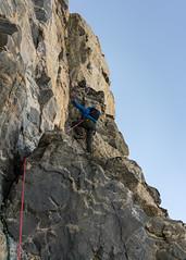 2018-07-SFS Grand Teton -0170.jpg (bratwurstgoblin) Tags: climbing climber sportsrecreation northamerica nationalpark mountains seanestep summitforsomeone tradclimbing tetons pownallgilkey bigcitymountaineers grandteton unitedstates rockclimbing grandtetonnationalpark wyoming location people