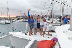 Boat Trip Excursion (secondhometenerife.com) Tags: boattrip exclusiveboat luxuryboat southoftenerife tenerife canaryislands secondhometenerife realestateagency boatexcursion catamaran yacht