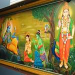 Painting in Hindu Temple thumbnail
