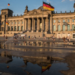 Reichstag in panorama thumbnail