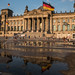 Reichstag in panorama