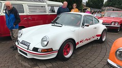 (Sam Tait) Tags: boxer sports car rare retro classic white rsr rs 911 carrera porsche