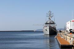 Cagliari (CarloAlessioCozzolino) Tags: cagliari sardegna sardinia porto harbour nave ship warship