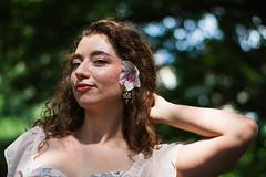 DSC_0192 (Cherrie Berry Photography) Tags: red washington dc portraitmeetdc model smile tricking bubbles portrait street park meridian hill nikon 50mm 70mm d5600