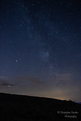 Perseid Meteor Shower 2018 (Bards' POV) Tags: peakdistrict christopherbardenphotography appicoftheweek sigma1750mm canon750d darkskies nightsky skyatnight comet astrophotography galacticcentre stars sky milkyway mars shootingstars meteorshower perseids2018 perseidmeteorshower burbagerocks burbagemoor burbage foxhouse sheffield derbyshire yorkshire england greatbritain gb uk
