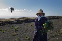 (Andrea Bernesco) Tags: portrait ritratto campesina contadina leica leicasummilux35fle m9 farmer tradizione traditional oldwoman elalmadelpueblo traditionalworkers