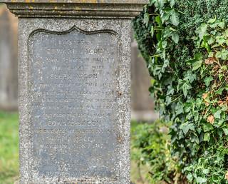 OLD CHURCHYARD KNOWN AS ST. JOHN'S [DUBLIN ROAD KILKENNY]-142953