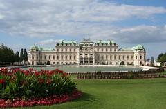 Upper Belvedere (South Façade) (Wolfgang Bazer) Tags: oberes upper belvedere schloss barock barockschloss baroque palace wien vienna österreich austria