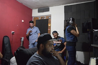 12-08-2018 primer grabación oficial A Destiempo Reggae