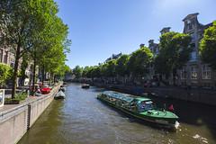 Amsterdam (Geise Architecture) Tags: amsterdam holanda holand street rua canais canals turismo tourism landscape urban paisagemurbana