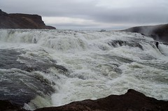 Upper Part of Gullfoss, Iceland (suttree140782) Tags: iceland island nature outdoor photography nikon d5100 gullfoss waterfall water goldencircle whitewater