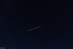 Etoile filante ??? (Crilion43) Tags: sarthe lune etoilefilante région ciel paysages moulinslecarbonnel nuages astrometrydotnet:id=nova2714744 astrometrydotnet:status=solved