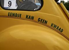 Just One doesn't Hurt (ClassicsOnTheStreet) Tags: 10svj5 citroën 2cv6 berline 1978 citroën2cv6 2cv citroën2cv eend ente lelijkeendje deuche deuxcheveaux lefèbvre andrélefèbvre bertoni flaminiobertoni 2cylinder 2cilinder boxer aircooled luchtgekoeld 70s 1970s voiture car sedan saloon pkw classic klassieker veteran classico oldtimer gespot spotted carspot amsterdamnoord amsterdam noord scannerstraat 2015 straatfoto streetphoto streetview strassenszene straatbeeld classicsonthestreet geel gelb yellow jaune text tekst slogan motto mantra lijfspreuk