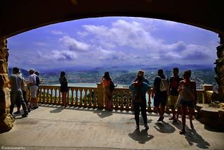El mirador - The viewpoint