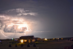 Lightning_comp7 (northern_nights) Tags: night lightning stacked composite lightened cheyenne wyoming stars cloud sky nikond7100