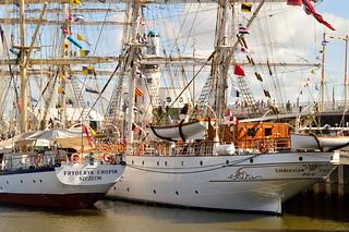 Tall Ships Races Harlingen 2018