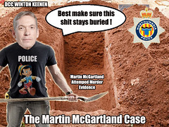 Winton Keenen Northumbria Police Cover Up and corruption in attempted murder and police smearing of Martin McGartland - MI5 (ExposingCorruption) Tags: wintion keenen northumbria police cover up corruption protecting ira terrorists attempted murder