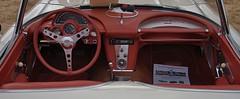 Corvette Cockpit (Scott 97006) Tags: corvette sportscar convertible car vehicle cockpit antique