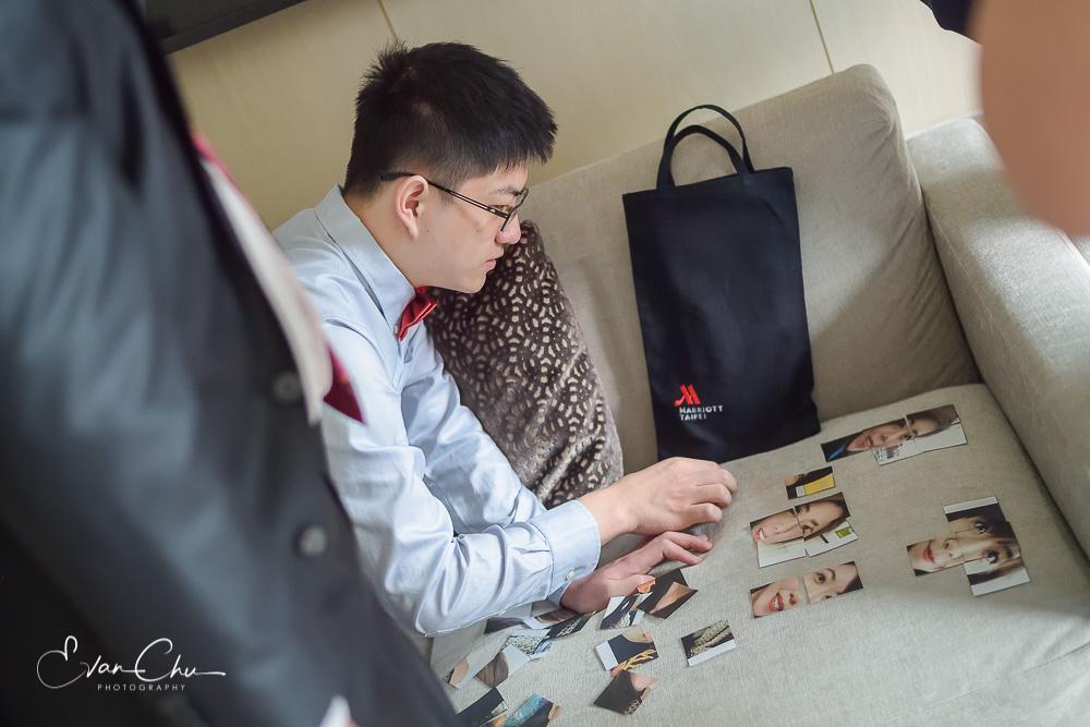 萬豪喜宴-奕誠&娉儀 婚禮紀錄_0019