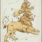 Sidney Hall's (1831) astronomical chart illustration of the Leo Major and the Leo Minor. Original from Library of Congress. Digitally enhanced by rawpixel. thumbnail