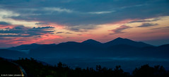 2018.08.12.1493 Peaks of Otter (Brunswick Forge) Tags: 2018 virginia grouped sky air sunrise nature outdoor outdoors nikond500 summer mountains favorited commented