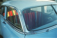 (cestlameremichel) Tags: fuji fujifilm reala 100 expired film analog analogica illinois route 66 usa canon ae1 c41 roadtrip 35mm filmisnotdead road cars