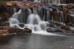 chacun son tour : bonnes vacances ou reprise c'est mon tour ! (flo73400) Tags: cascade le waterfall paysage landscape aubrac longexposure poselongue water
