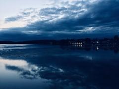(klosek99) Tags: olsztyn jezioro krzywe miejska lake blue sky water ukiel