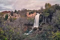 Waterfall El Hundimiento. (Peideluo) Tags: nature water waterscape landscape agua naturaleza cascada green paisaje cielo