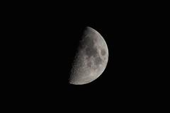 IMG_0218 Moon, Sa Rapita (Fernando Sa Rapita) Tags: baleares canon eos200d mallorca sarapita tamron tamron150600 cielo luna moon night noche sky teleobjetivo duelos canoneos