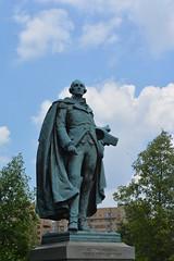Philadelphia, PA - Fairmount Park East - Major General Peter Mühlenberg (jrozwado) Tags: northamerica usa pennsylvania philadelphia fairmountpark park statue majorgeneralpetermühlenberg