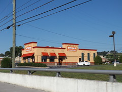 Popeyes Sevierville, TN (Coolcat4333) Tags: popeyes 601 parkway sevierville tn