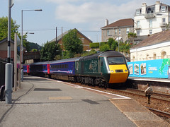 43188 Saltash (Marky7890) Tags: gwr 43188 class43 hst 1a85 saltash railway cornwall cornishmainline train