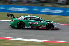 * DTM - Nico Muller (2) ({House} Photography) Tags: dtm german touring cars automotive car brands hatch fawkham kent canon 70d race racing motorsport motor sport housephotography timothyhouse 70200 f4 panning nico muller audi rs5 rs
