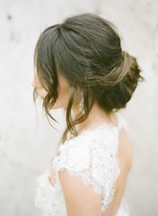 Wedding Hairstyles Inspiration   : featured photo: KT Merry (Great Mag) Tags: