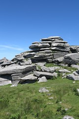 roughtor57 (West Country Views) Tags: rough tor cornwall bodmin moor scenery