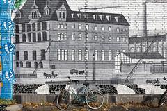 Graffiti in Köln-Ehrenfeld (guentersimages) Tags: köln kölner kunst graffitikunst graffiti wandmalerei ehrenfeld stadt stadtteil streetart